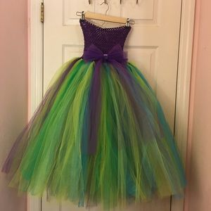 Other - Little girls special occasion tulle dress.